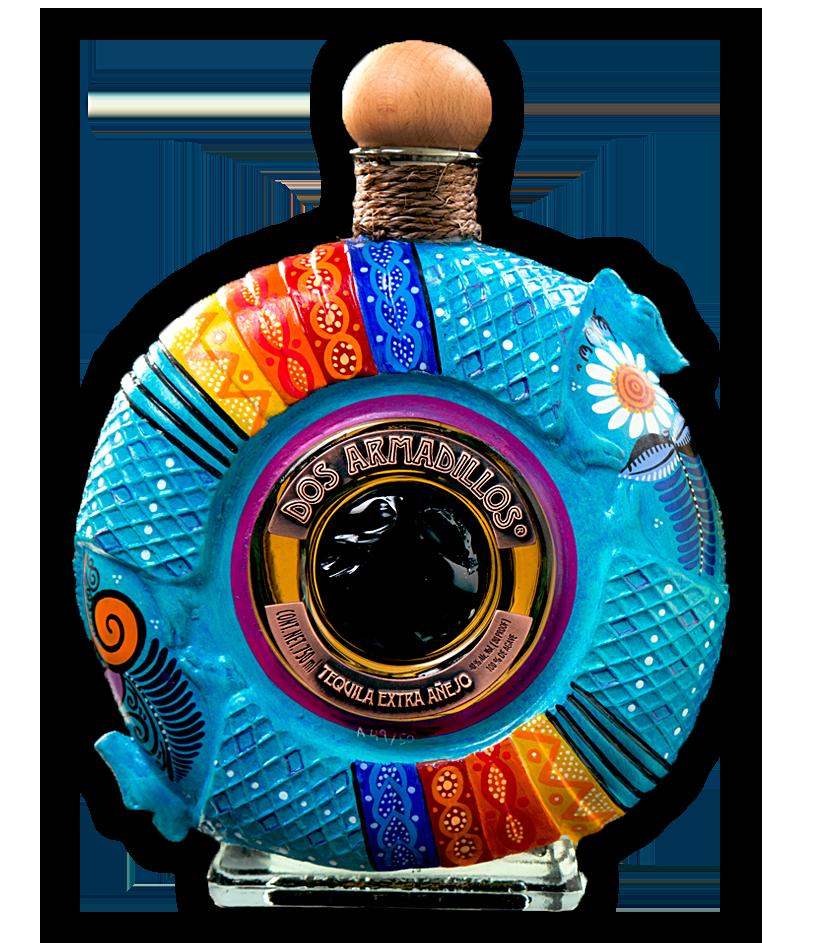Dos Armadillos Tequila This Is Super Premium Tequila